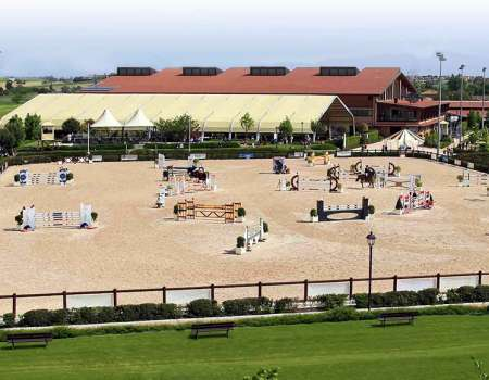 Horses Riviera Resort